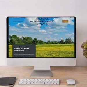 Création site internet bio