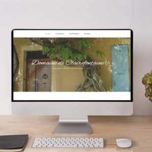 Création site internet gite