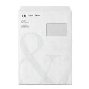 Enveloppe-C4-fenêtre-personnalisée