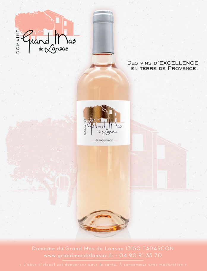 graphisme pour domaine viticole