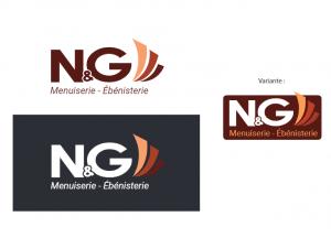 creation de logo menuisier