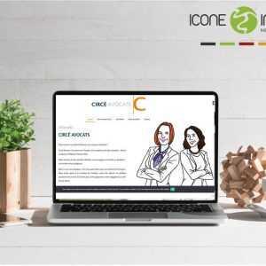 Création site internet pour avocat