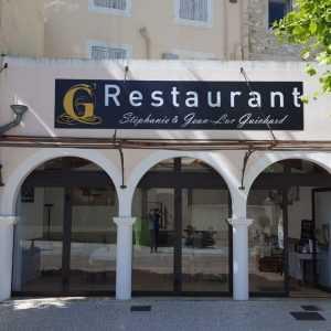 Signalétique pour Restaurant