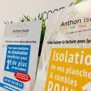 flyers societe isolation