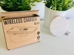 Chargeur portable goodies personnalisé