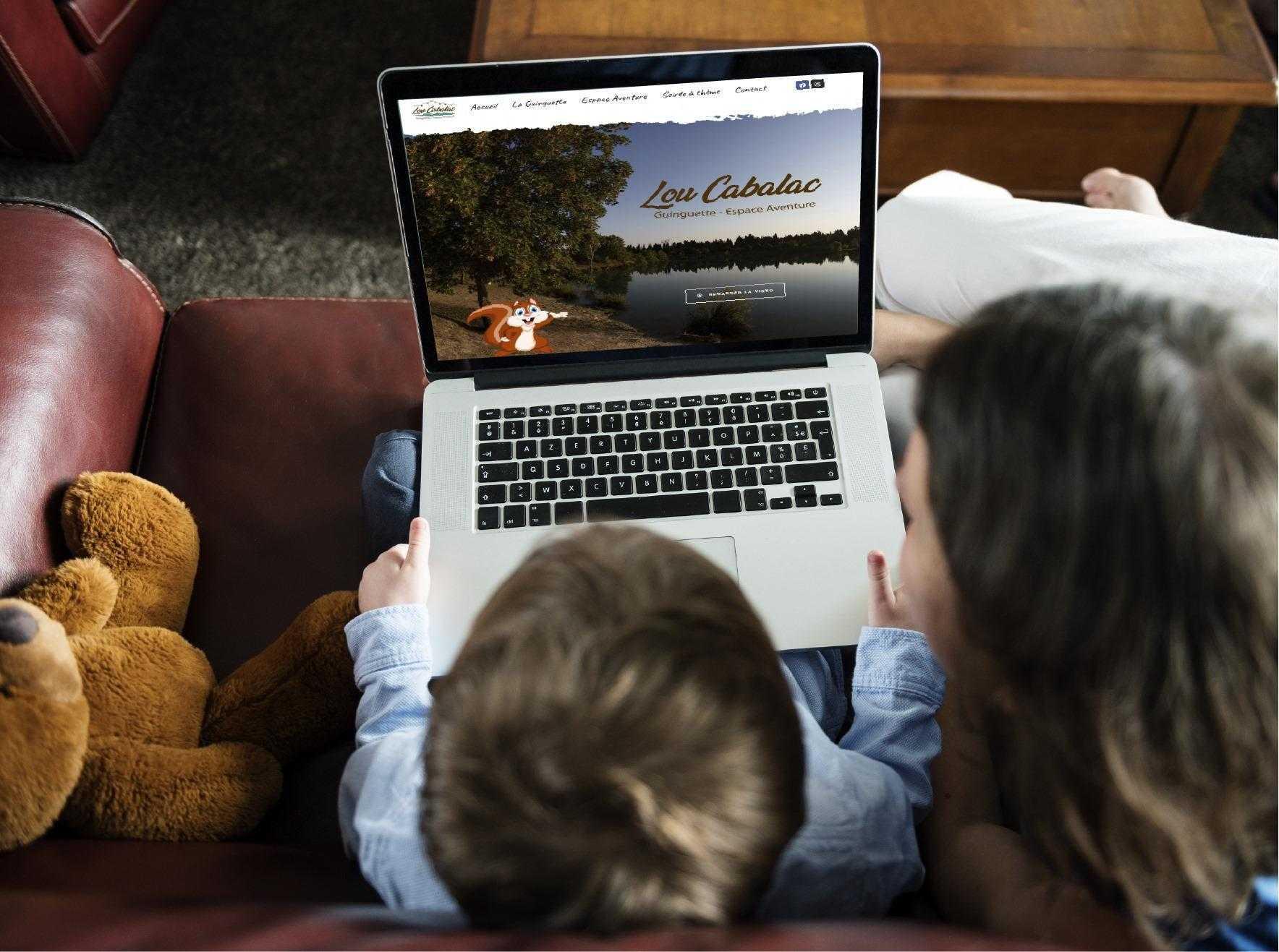 Création site internet guinguette