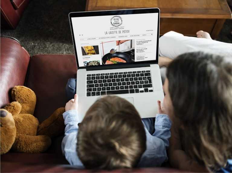 creation site internet traiteur